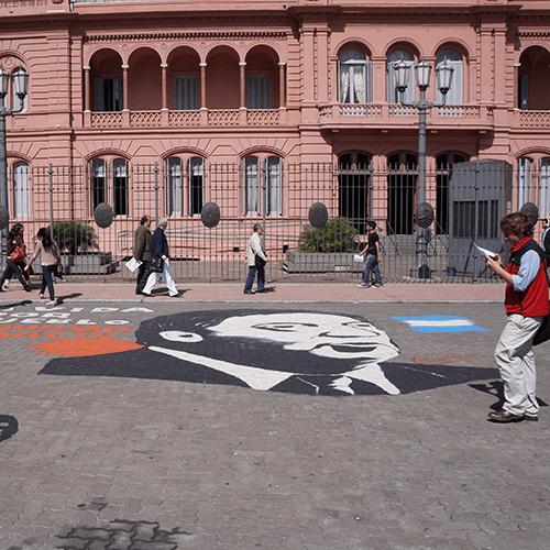 Argentine - Buenos Aires / Casa Rosa