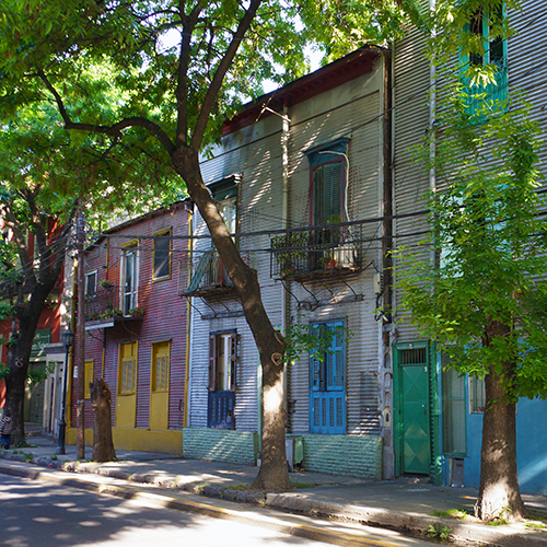 Argentine - Buenos Aires / La Boca