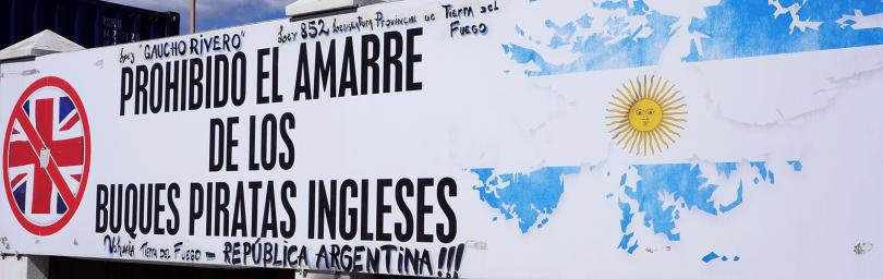 Argentine - Ushuaia / Malouines