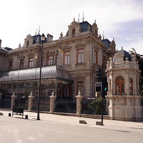 Chili Punta Arenas / Palacio Sara Braùn