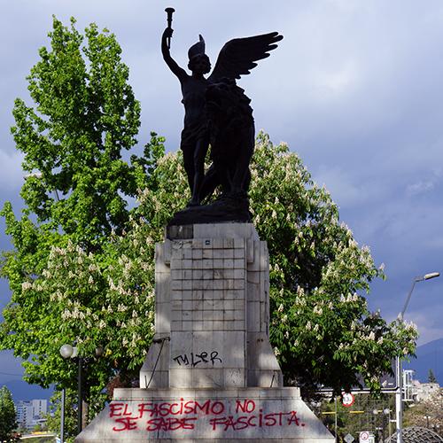 Chili - Santiago / Vicuna Mackenna - Providencia