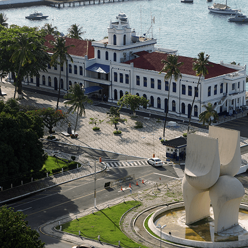 Brésil - SalvadorDeBahia / Arsenal 2e District Naval De La Marine Du Brésil