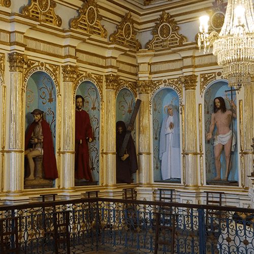 Brésil - Salvador De Bahia / Eglise du Tiers-Ordre de Saint-François