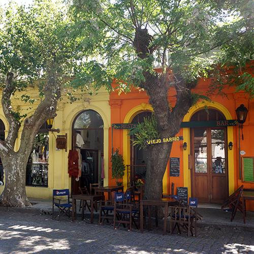 Uruguay - Colonia / Vieille Ville