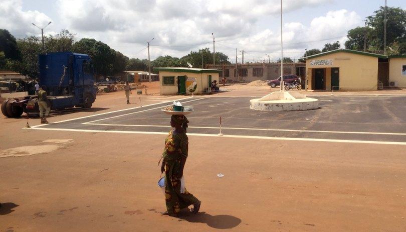 Côte D'Ivoire - Douanes