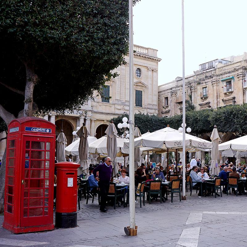 Malte Bibliothèque Nationale