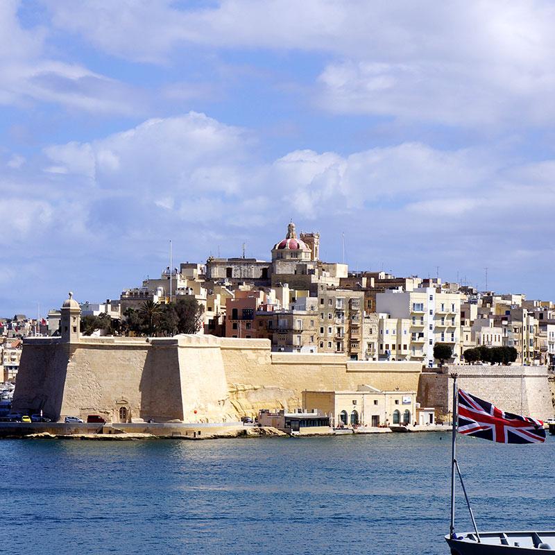 Malte - Les Trois Cités / Senglea