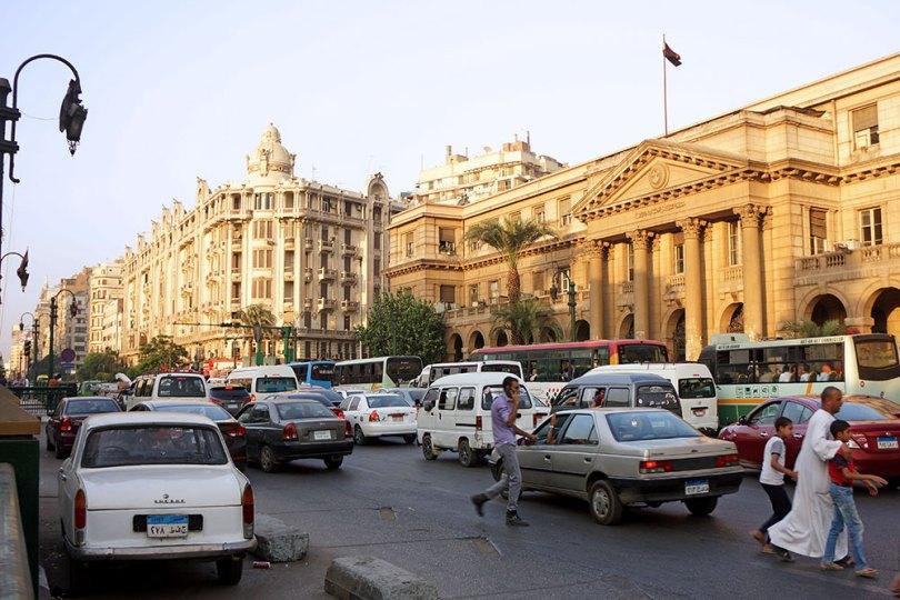 Le Caire - Avenue Ramses