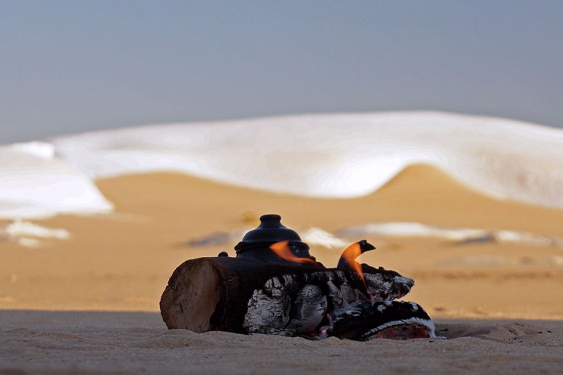 Egypte - Désert blanc