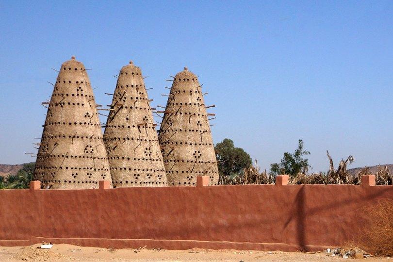 Egypte - Architecture sahélienne