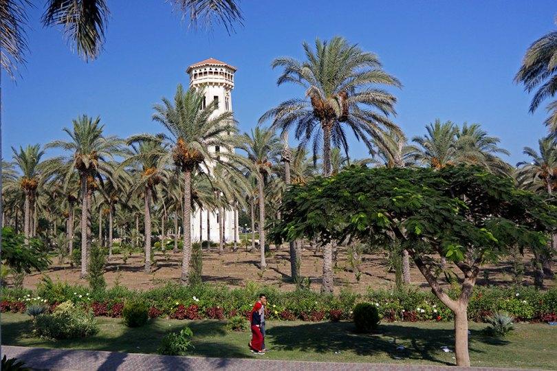 Alexandrie - Jardin Montazah