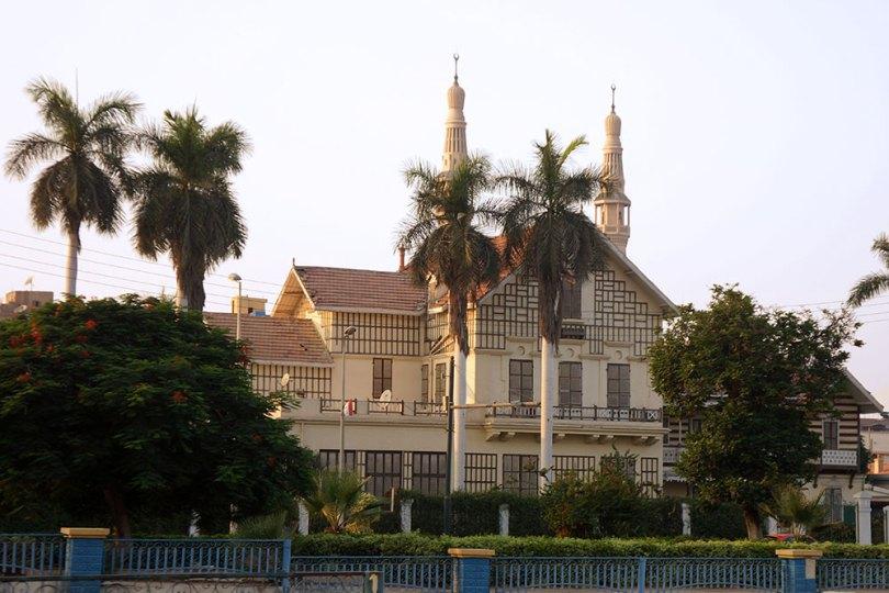 Ismaïlia - Maison de Ferdinand de Lesseps