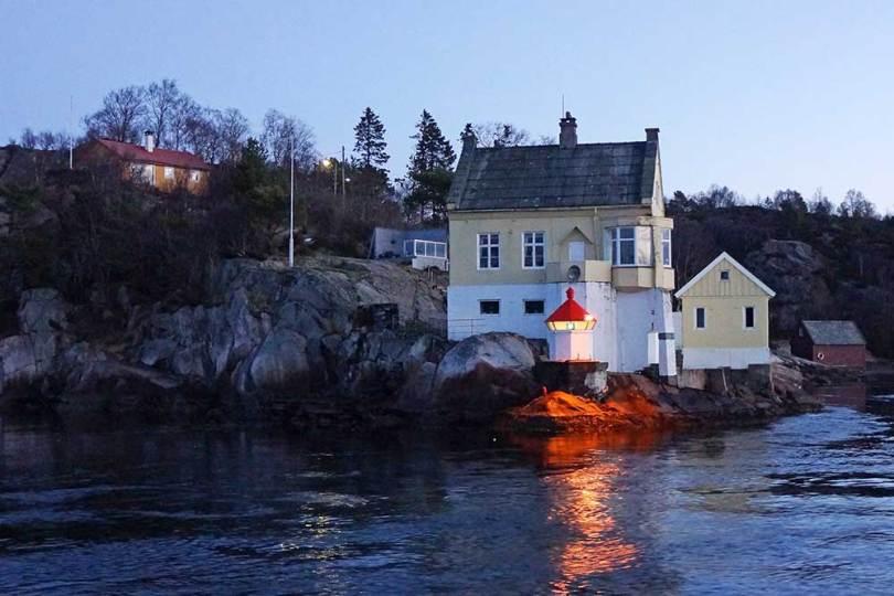 Norvege - Phare Hordaland