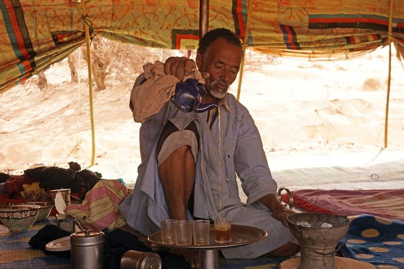 Adrar - Thé mauritanien