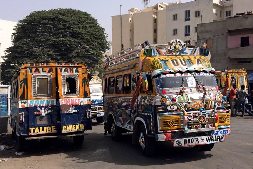 Dakar - Car Rapide