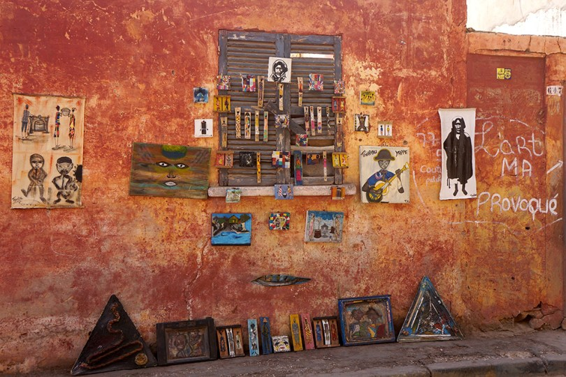 Saint-Louis du Sénégal - Art & artisanat