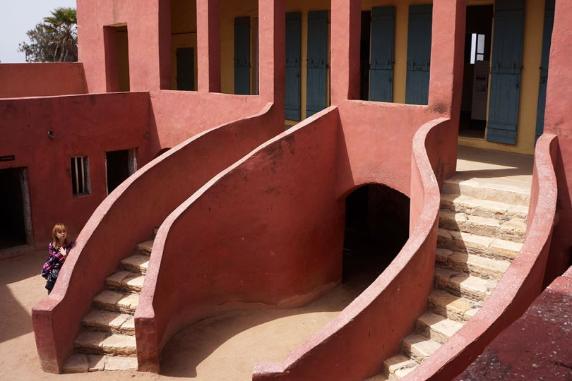 Gorée - Maison aux esclaves