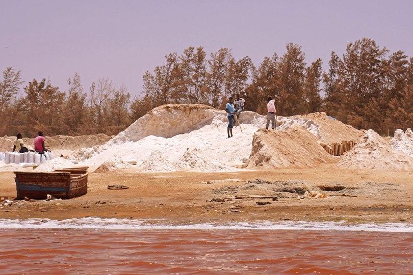 Sénégal - Retba