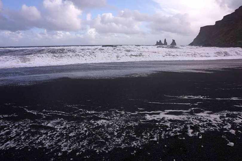 Islande - Page de Vik