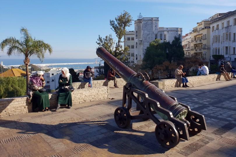 Tanger - Terrasse Des Paresseux