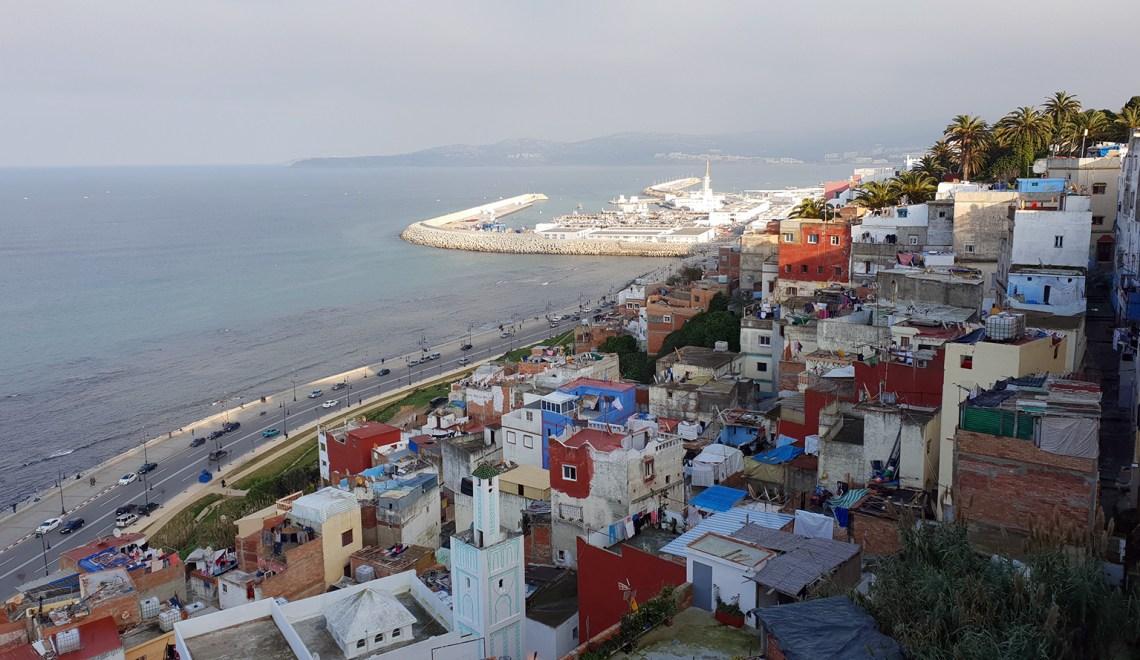 Un hiver à Tanger – Janvier