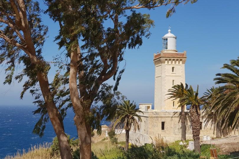 Tanger - Phare du Cap Spartel