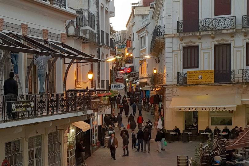 Tanger - Place Du Petit Socco