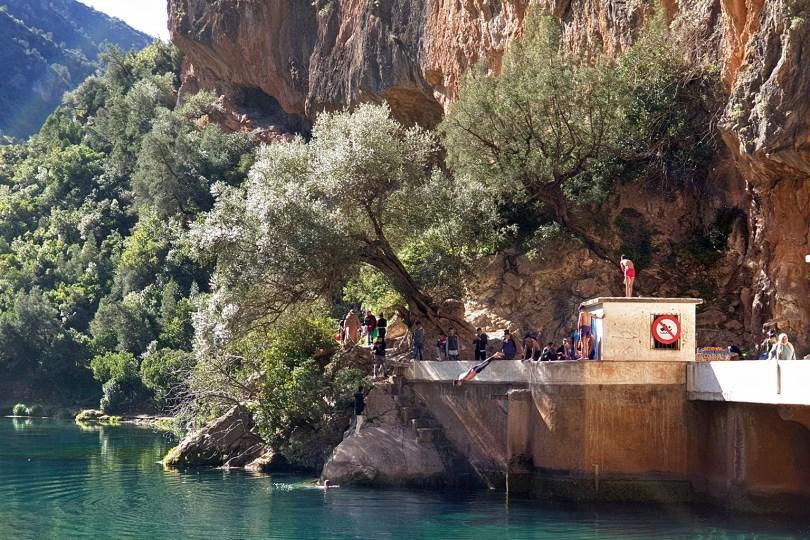 Akchour - Barrage Oued Farda