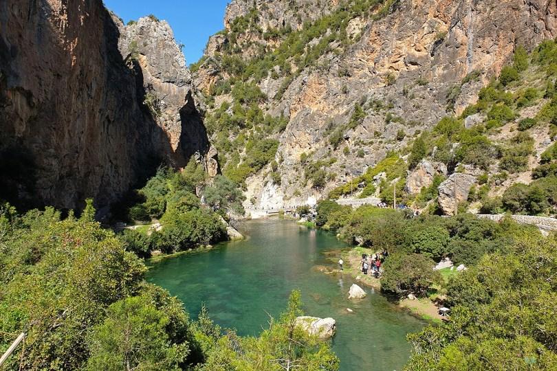 Akshour : Oued Farda