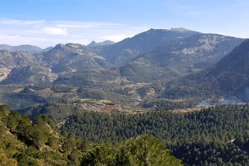 Chefchaouen - Parc national de Talassemtane