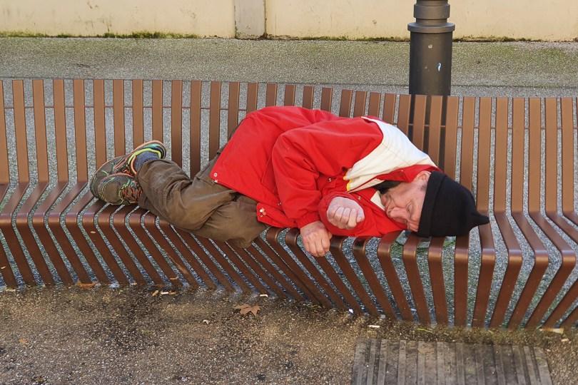 Dormeur : Pise - Italie