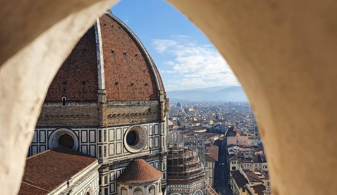 Florence, Arno et l'oltrarno