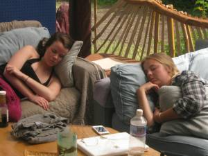 Intern and Volunteer at Rest in Hawaii