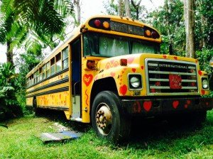 Aloha Heart Bus