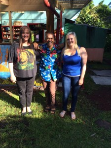 Family Community Support Shift in Hawaii