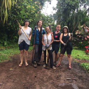 Eco-Feminist Community Team 2015