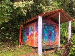Cozy Nook Hawaii rustic ecohut