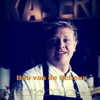 Bob van der scheur maakte de Reekalf, rabarber en raapjes