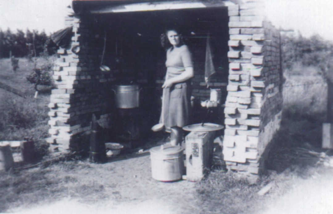Oude-keuken-van-baksteen