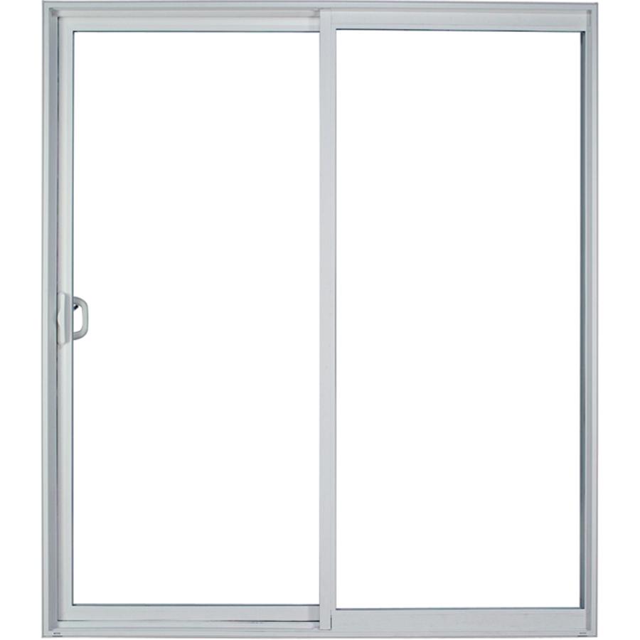 sliding patio door 60 x 80 white
