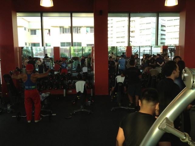 gymm boxx xxl bishan