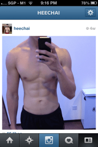 week 8, intermittent fasting, heechai.com, fitness blogger singapore, fat lost