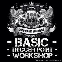iron fitness singapore trigger point workshop