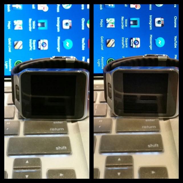 Samsung S5 Camera