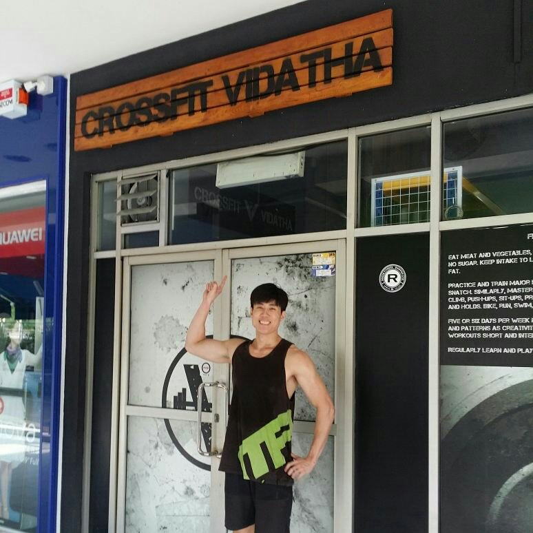 Crossfit Vidatha, A Weekend Crossfit Trip to Malaysia