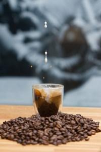creativiteit met koffie