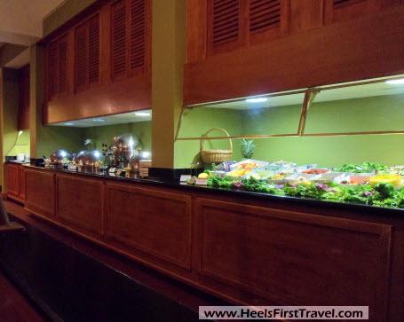 Sheraton Houston North Bistro Restaurant