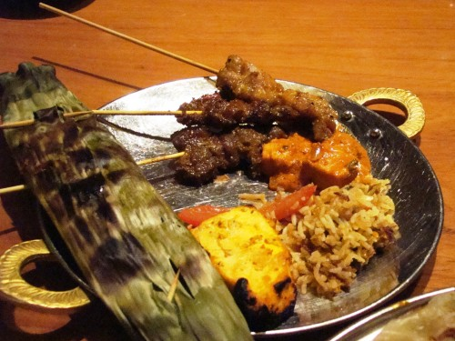 Fish Banana Leaf Satay Straits Kitchen
