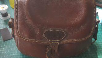 Cartridge Bag Repair Front View 2