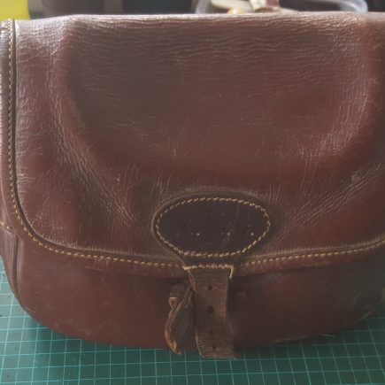 Cartridge Bag Repair Front View 2